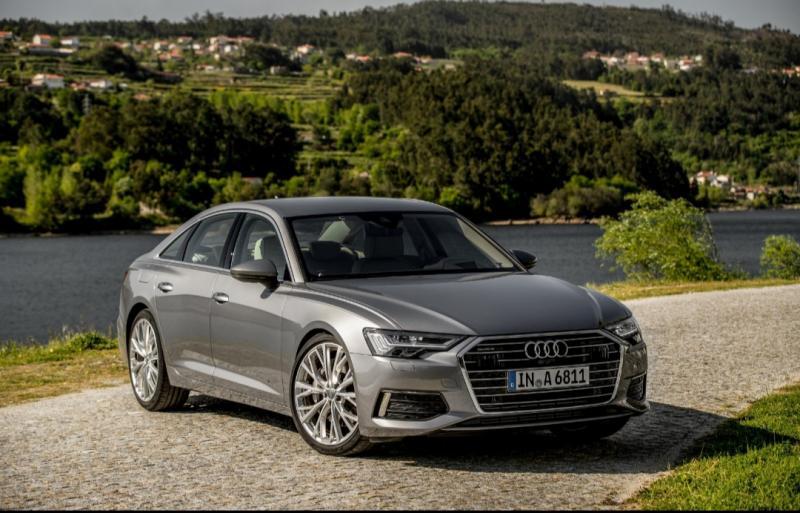 The All-New Audi A6 dengan teknologi Mild-Hybrid terbaru