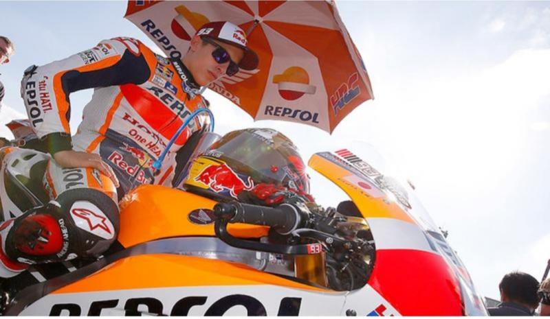 Marc Marquez (Repsol Honda) mulai berlatih dan akan segera berlomba di ajang MotoGP. (Foto: ist)