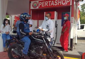 Pertamina tambah 6 Pertashop baru di Kabupaten Bekasi dan Purwasuka