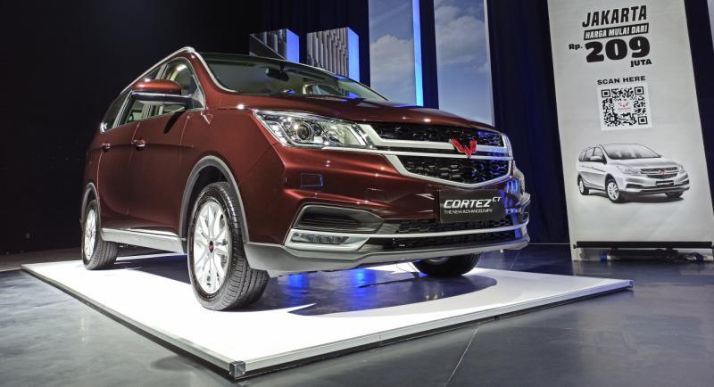 Wuling hadirkan Cortez CT Type S sebagai mobil keluarga andalan