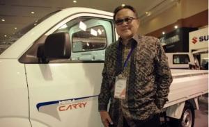 Soebronto Laras, pesimistis stimulir pembebasan pajak mobil baru hingga 0 persen