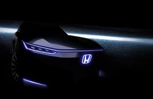 Honda akan menampilkan mobil konsep pertama kalinya di dunia, mobil EV yang akan diproduksi secara massal