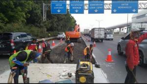Ada rekayasa lalu lintas di ruas Tol Becakayu dan Jagorawi selama seminggu