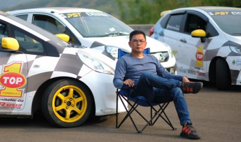 Fredi Rostiawan, merasa surprise Meikarta Sprint Rally, Drifting & Slalom Series 2020 mendapat antusias tinggi dari komunitas motorsport