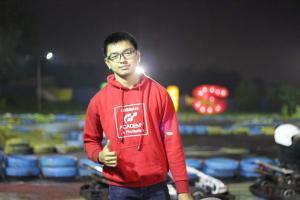 Faiz Rayyan, akan lebih fokus ke pembalap, mobil dan sirkuit di BDR Race Against Pandemic