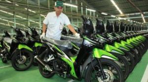Target penjualan sepeda motor dari 6 juta unit, AISI menurunkan 40-45 persen tahun ini karena pandemi