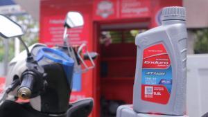 Kemasan baru Enduro 4T Racing 0,8 liter lebih ekonomis dan menarik