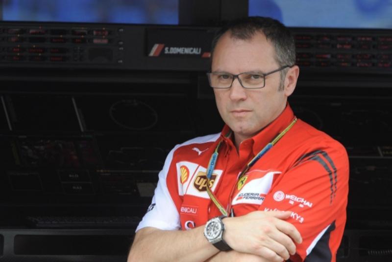 Stefano Domenicali semasa di Ferrari, segera jadi CEO Liberty Media? (Foto: scuderiafans)