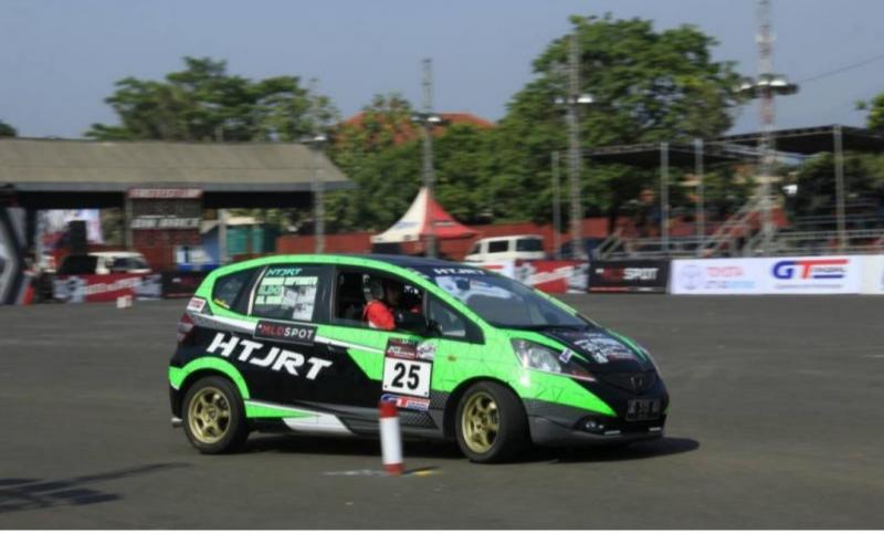 HTJRT Yogyakarta disampaikan promotor Fredi Rostiawan akan turun full team di Meikarta Sprint Rally Drifting & Slalom Series 2020