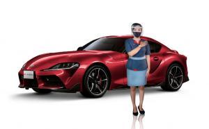 New GR Supra sudah mejeng di Auto2000 kota kesayangan Anda