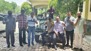Inilah cikal bakal terbentuknya Toyota Hardtop Aceh. (foto : ist)