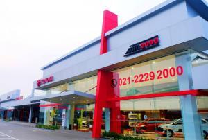 Apresiasi Top Brand Award kategori dealer untuk Auto2000