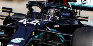 Lewis Hamilton (Mercedes) tetap kokoh di klasemen sementara F1 2020. (Foto: formulaspy)