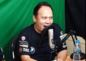 Ricky Sitompul, wajib melakukan riset mengenai sim racer sebelum balap dimulai