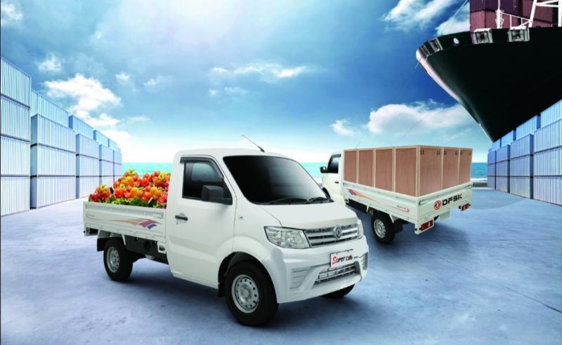 DFSK merancang DFSK Super Cab sesuai dengan kebutuhan dan permintaan konsumen di Indonesia