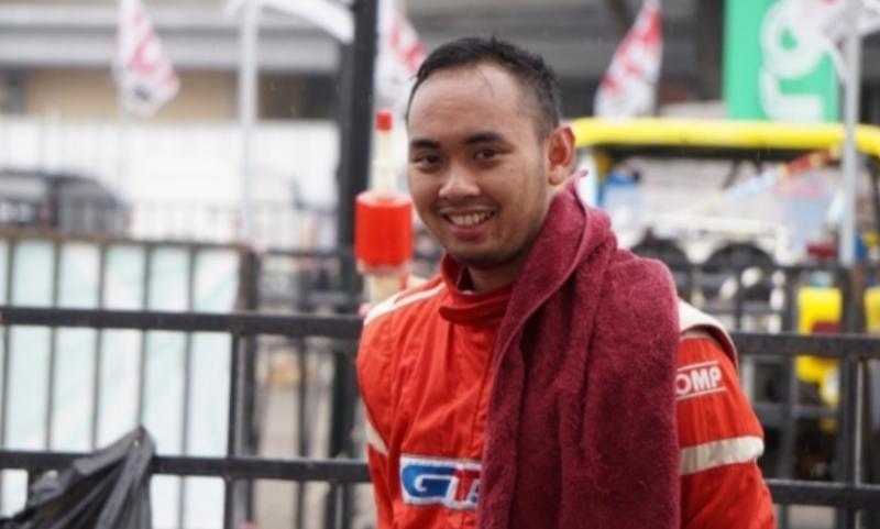 Danny Ferdito, drifter papan atas yang berkiprah di ajang balap virtual BDR Race Against Pandemic