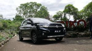 Suzuki XL7 menjadi ujung tombak baru PT Suzuki Indomobil Sales. (foto : ist)