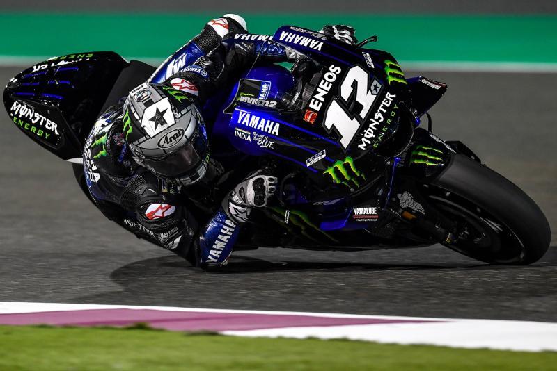 Maverick Vinales (Yamaha), hanya kuat di kualifikasi? (Foto: yamaha)