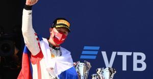 Nikita Mezapin, dari F2 pakai jalur cepat sang bapak ke F1 2021? (Foto: gpblog)