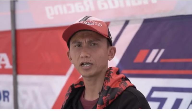 Wawan Hermawan respek dan apresiasif masih ada figur yang peduli selamatkan balap motor Indonesia