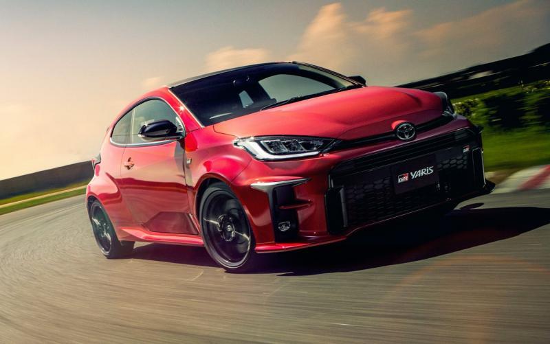 Penjualan Toyota GR Yaris ludes dalam enam hari saja, apa saja keunggulan fiturnya? (foto : ist)
