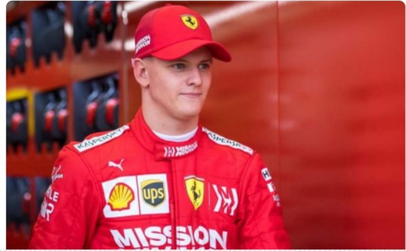 Mick Schumacher, driver binaan Ferrari yang bakal magang di tim Alfa Romeo 2021. (Foto: ist)