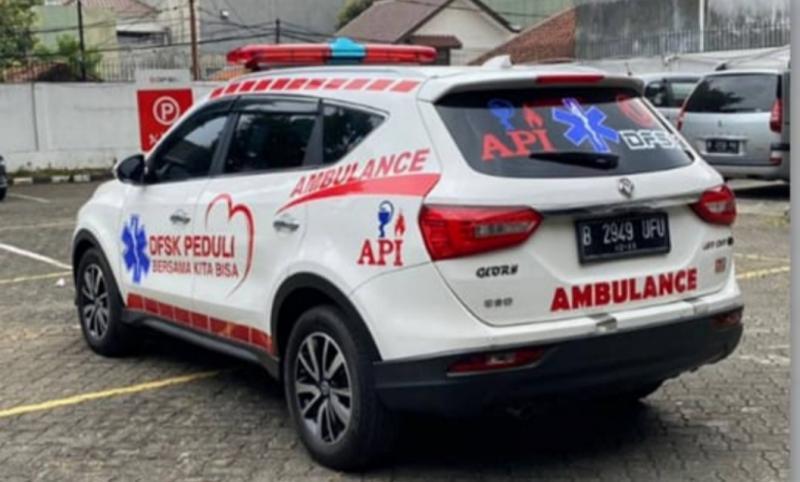 DFSK melihat untuk kondisi sekarang ini ada kebutuhan akan kendaraan ambulans VIP dengan desain yang lebih elegan, mewah, dan berkelas.