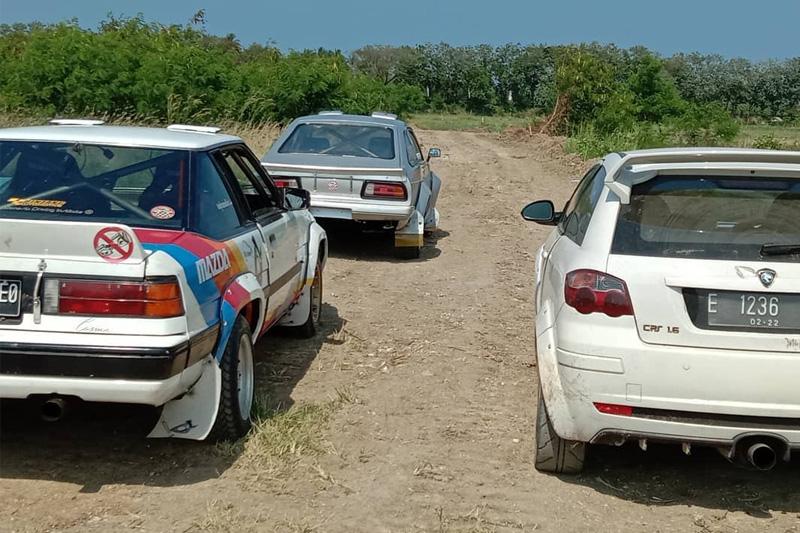 Penyelenggara sudah menyiapkan protokol kesehatan di Tropical Sprint Rally Tanjung Lesung