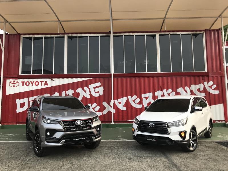 New Fortuner dan New Kijang Innova diluncurkan hari ini di Jakarta