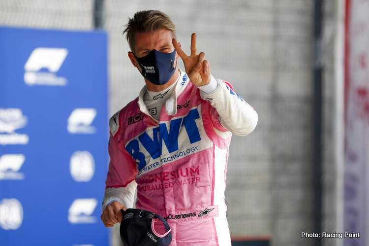 Nico Hulkenberg (Jerman).(Foto: racingpoint)