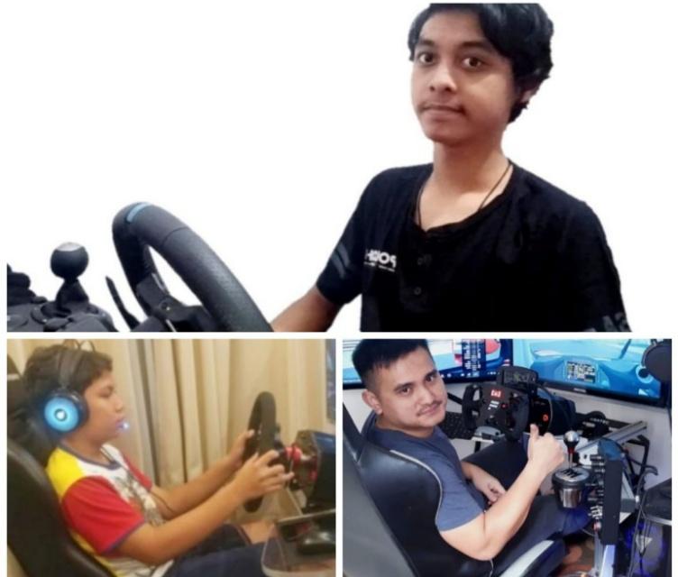 Top three klasemen Group A, pertama adalah Jaka Siswoyo (kanan bawah), kedua Moreno Pratama (atas) dan ketiga Daffa AB (kiri bawah). Foto : kolase