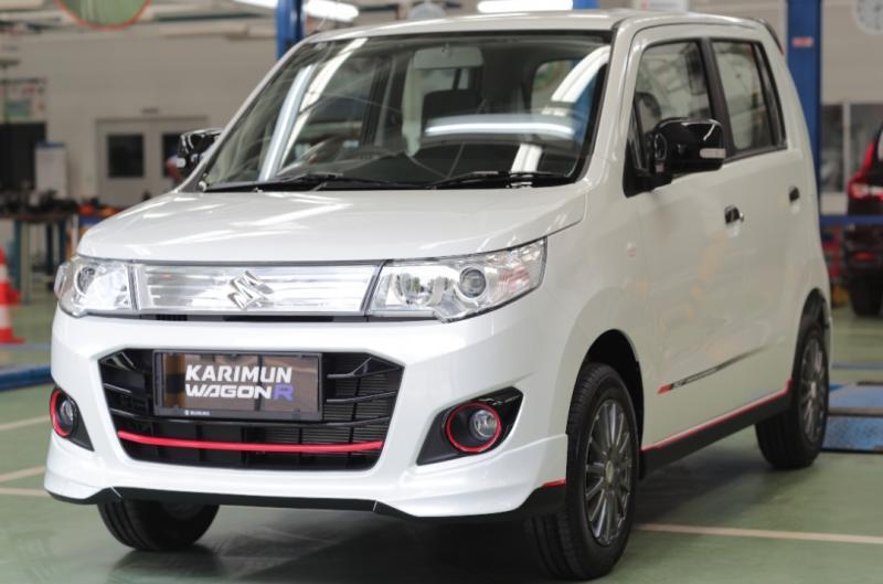 Penjualan Karimun Wagon R di semester kedua tahun ini merangkak naik untuk segmen fleet