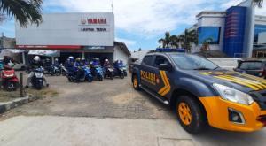 Keseruan riding ke Pantai Canti di Desa Canti, Kecamatan Rajabasa, Kabupaten Lampung Selatan jadi pengalaman menarik peserta touring Generasi 125.