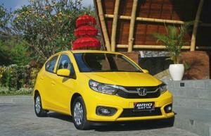 Honda Brio mengalami peningkatan penjualan sebanyak 4.973 unit, mencakup Brio RS dan Satya