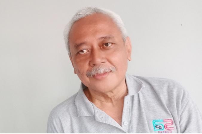 Sigit Widiyanto, pertanyakan kenapa kejadian tak sesuai fakta bisa masuk pelaporan ke Polda Jawa Barat, dan membuat event komunitas di SIKC dibubarkan polisi