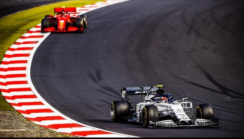 Dua tim bermesin Honda siap berlaga di F1 Portugal, sirkuit Algarve, Portimao