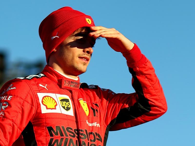 Charles Leclerc (Ferrari) mulai menatap podium. (Foto: ist)