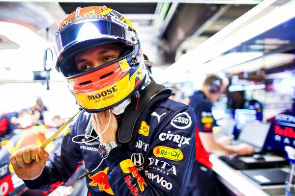 Alex Albon (Thailand) mulai terancam di Red Bull). (Foto: automobilsport)