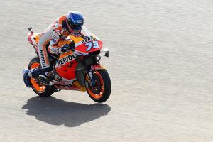 Alex Marquez, diminta abangnya untuk menikmati balapan di Aragon. (Foto: autosport)