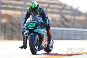 Franco Morbidelli, rider ketiga Yamaha di 4 Besar klasemen. (Foto: crash)