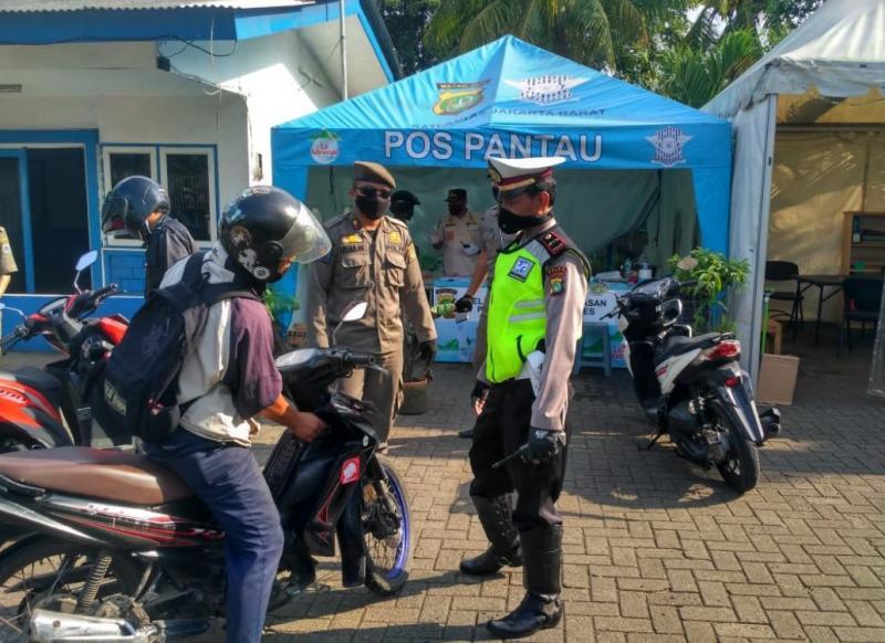 Polda Metro Jaya siapkan puluhan Pos Pengamanan untuk antisipasi libur panjang akhir Oktober 2020