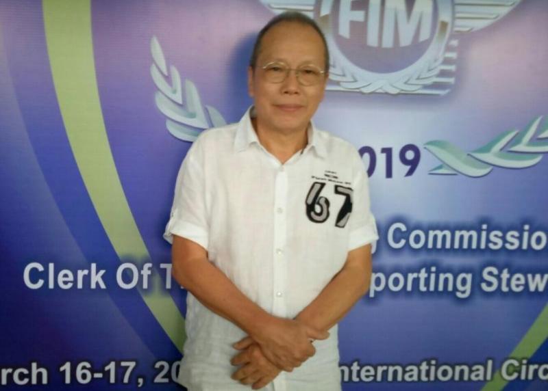 Jeffrey JP, Ketua Umum IMI Pusat mendatang ada di tangan para Ketua IMI Provinsi se-Indonesia. (foto : bs)