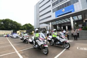 Pengamanan untuk libur panjang pada periode akhir Oktober 2020