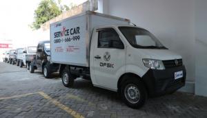 DFSK Super Cab menawarkan one stop solution untuk berbagai kebutuhan usaha