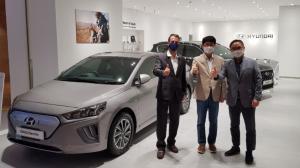 Hyundai City Store memiliki tujuan memberikan makna waktu berkualitas bagi pelanggannya