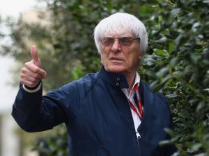 Bernie Ecclestone, masih ikuti perkembangan F1. (Foto: planetf1)