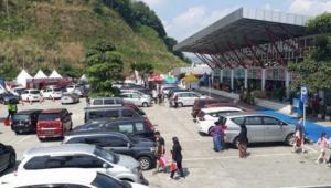 Korlantas Polri menghimbau masyarakat untuk tetap di rumah saja selama libur panjang. (foto : gridoto)