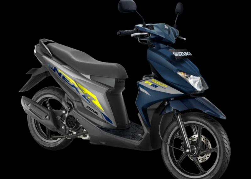 Karakter dinamis dan stylish tetap diusung oleh Suzuki guna mewakili jiwa muda yang menjadi target pasar Suzuki NEX II.