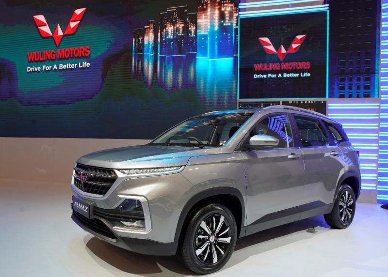 Wuling Almaz, SUV yang menawarkan banyak fitur serta teknologi baru