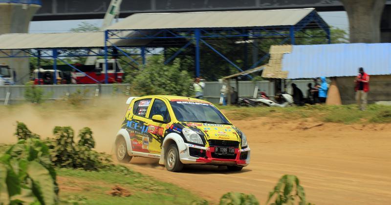 Yoyok Cempe sangat terkesan dengan Meikarta Sprint Rally 2020